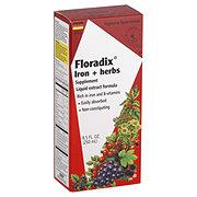 Floradix Iron + Herbs Liquid Extract Formula