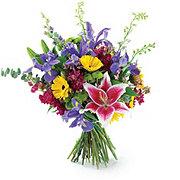 Floral Brilliant Blooms - Premium
