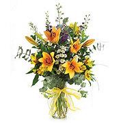 Floral Designer Mixed Garden Blooms