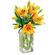 Floral Lily Delight - Standard