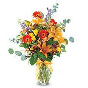 Floral Mixed Garden Blooms - Premium