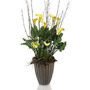 Floral Natures Elegance Planter