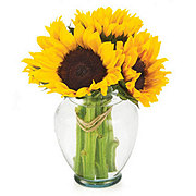 Floral Simply Sunflower - Standard