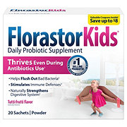 Florastor Kids Daily Probiotic Supplement