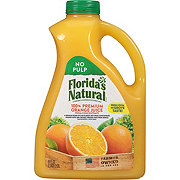 Florida's Natural Orange Juice No Pulp