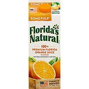 Florida's Natural Premium 100% Orange Juice With Pulp
