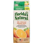 Florida's Natural Premium No Pulp Orange Juice