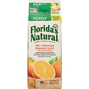 Florida's Natural Premium No Pulp Original Juice