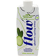 Flow Alkaline Cucumber Mint Flavored Water