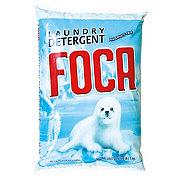 Foca Powder Detergent Free Phosphate, 13 Loads
