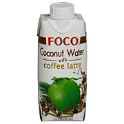 Foco Coconut Water Coffee Latte