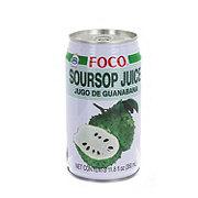 Foco Soursop Juice