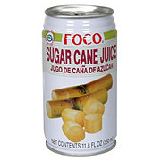 Foco Sugar Cane Juice