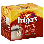Folgers Classic Roast Singles Instant Coffee