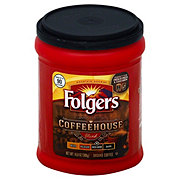 Folgers Coffeehouse Blend Medium Dark Ground Coffee