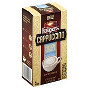 Folgers French Vanilla Cappuccino Sticks