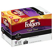 Folgers Gourmet Selections French Roast Medium-Dark Roast Single Serve Coffee K Cups