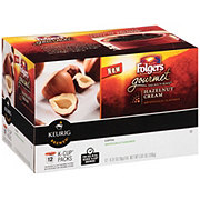 Folgers Gourmet Selections Hazelnut Cream Single Serve Coffee K Cups