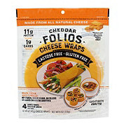 Folios Cheddar Cheese Wraps