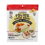 Folios Jarlsberg Cheese Wraps
