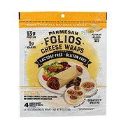 Folios Parmesan Cheese Wraps
