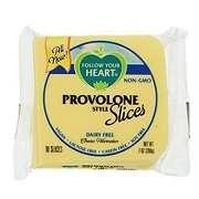 Follow Your Heart Provolone Style Cheese Slices