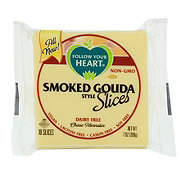 Follow Your Heart Smoked Gouda Cheese Slices
