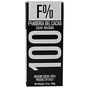 Fonderia Del Cacao Pure Cacao Chocolate 100%