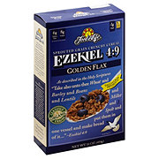 Food For Life Ezekiel 4:9 Golden Flax Cereal