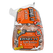 Food For Life Ezekiel 4:9 Sprouted Grain Low Sodium Bread