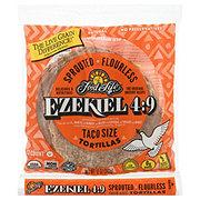 Food For Life Organic Ezekiel 4:9 Sprouted Grain Tortillas