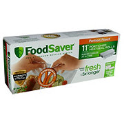 FoodSaver 11 in Portion Pouch Vacuum-Seal Rolls