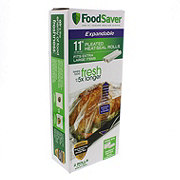 FoodSaver Expandable Heat Seal Rolls