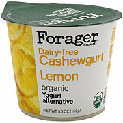 Forager Organic Lemon Cashew Yogurt