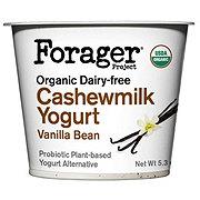 Forager Organic Vanilla Bean Cashew Yogurt