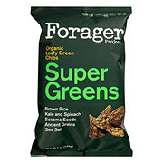 Forager Organic Vegetable Chips Greens