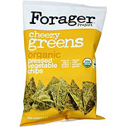 Forager Pressed Vegetable Chips Cheezy