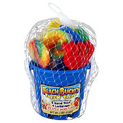 Foreign Candy Company Beach Bucket Toys N' Treats