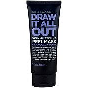 Formula 10.0.6 Draw It All Out Charcoal + Plum Skin-Detoxing Peel Mask