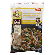 Foster Farms Lemon Pepper Marinated Chicken Breasts