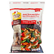 Foster Farms Saute Ready Asian Style Marinated Raw Chicken Breast Pieces