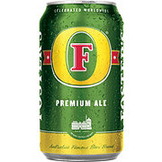 Fosters Premium Ale Beer Can