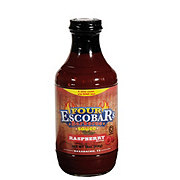 Four Escobars Raspberry BBQ Sauce