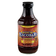 Four Escobars Spicy Barbecue Sauce