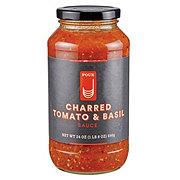 Four J Charred Tomato & Basil Sauce
