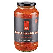 Four J Rhode Island Red Pasta Sauce