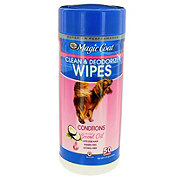 Four Paws Magic Coat Condition Wipes for Pets