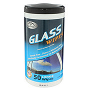 Four Peaks Glass Wipes
