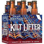 Four Peaks Kilt Lifter Scottish Style Ale Beer 12 oz  Bottles