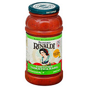 Francesco Rinaldi Fortified Tomato and Basil Pasta Sauce